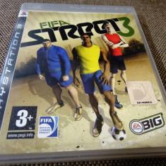 Joc Fifa street 3, pentru PS3, original! Alte sute de jocuri! - Jocuri PS3 Ea Sports, Sporturi, 3+, Multiplayer