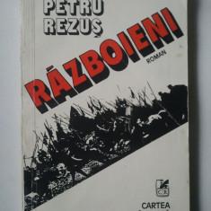 RAZBOIENI - PETRU REZUS ( Ct1 ) - Roman istoric