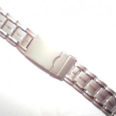 Bratara ceas inox, diferite latimi(10mm-32mm). - Curea ceas din metal