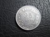 Belize _ 25 cents _ 1976, America Centrala si de Sud, Cupru-Nichel