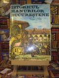 """George Potra - Istoricul hanurilor bucurestene """"A4659"""""""