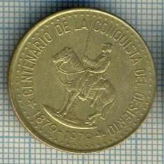 7881 MONEDA- ARGENTINA - 100 PESOS - anul 1979 -starea ce se vede, America Centrala si de Sud
