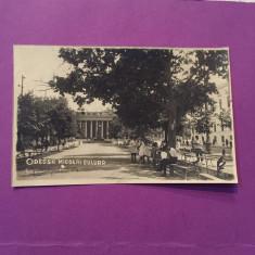 Romania - Basarabia - Odessa - Bulevardul Nicolae - Carte Postala Muntenia 1904-1918, Circulata, Fotografie