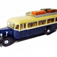 Macheta autobuz CITROEN TYPE 45 - 1934 scara 1:43