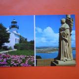 HOPCT 26079 SUA SAN DIEGO /FARUL LOMA / STATUIA CABRILLO-CALIFORNIA-NECIRCULATA, Printata