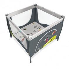 Baby Design Play UP 07 gray 2016 - Tarc de joaca cu inele ajutatoare