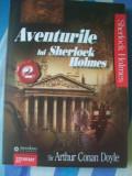 SIR ARTHUR CONAN DOYLE AVENTURILE LUI SHERLOCK HOLMES  VOL,2