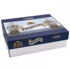 Tuburi  tigari   MORENO FILTRU ALB 1 X 1000 BUC. pentru injectat tutun