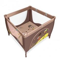 Baby Design Play UP 09 brown 2016 - Tarc de joaca cu inele ajutatoare