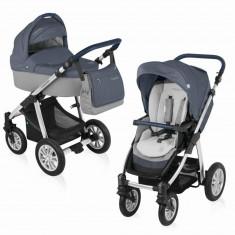 Baby Design Dotty 03 Blue 2016 - Carucior 2 in 1 - Carucior copii 2 in 1