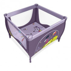Baby Design Play 06 purple 2016 - Tarc de joaca