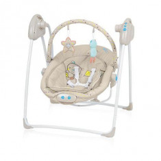 Baby Design Loko - Leagan electric beige - Balansoar interior