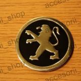 Emblema capac roata PEUGEOT 90 mm - Embleme auto