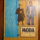Moda si geometrie. Tehnica confectionarii imbracamintei - Petrache Dragu (1978)