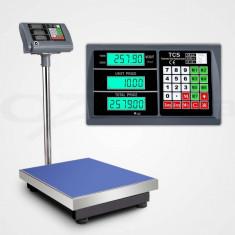 Cantar   max 300 kg legume platforma acumulator display NOU