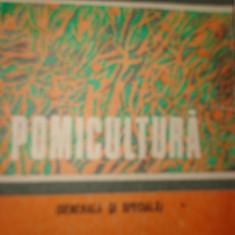 POMICULTURA GENERALA SI APLICATA AN 1993/422PAG= - Carti Agronomie
