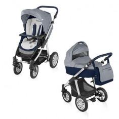Baby Design Dotty 13 navy 2015 - Carucior 2 in 1 - Carucior copii Landou