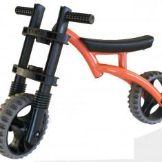 Ybike Yvolution EXTREME orange motoras pentru copii - Bicicleta copii