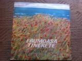 Temistocle Popa melodii ce Frumoasa tinerete disc vinyl lp muzica pop usoara, VINIL, electrecord