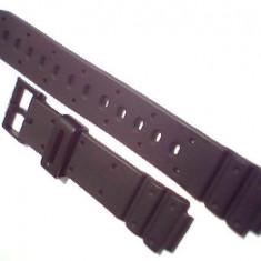 curea ceas Casio TGW-10, AE-30, DGW-30, STR-1000, AW-5, AQ-180W, W-213-725-60.