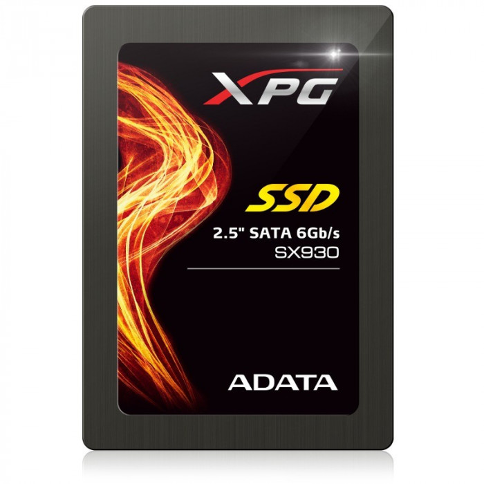 SSD Adata XPG SX930 480GB SATA3, Speed 540/420MBs foto mare