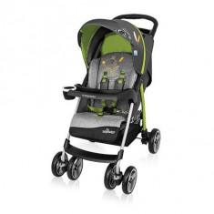 Baby Design Walker Lite 04 green 2016- Carucior sport - Carucior copii Landou