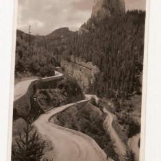 Cp Bekas-szoros - Kolozsvar fotofilm Cheile Bicazului anii '30 - Carte Postala Moldova dupa 1918, Necirculata, Fotografie