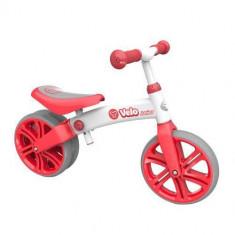 Ybike Yvolution YVelo Junior red - motoras pentru copii - Bicicleta copii