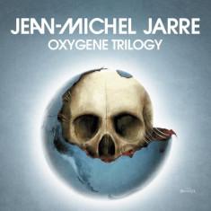 Jean Michel Jarre Oxygene Trilogy Boxset (3cd) - Muzica Ambientala