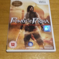 Wii Prince of Persia The forgotten sands - joc original PAL by WADDER - Jocuri WII Ubisoft, Actiune, 12+, Multiplayer