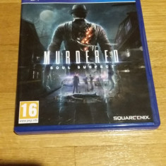 PS4 Murdered soul suspect joc original / by WADDER - Jocuri PS4, Actiune, 16+, Single player