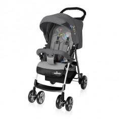 Baby Design Mini 07 grey 2016 - Carucior sport - Carucior copii Landou