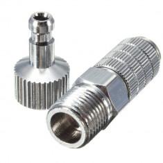 CUPLOR CONECTOR rapid pt AEROGRAF fiting rapid. Conecteaza rapid AEROGRAF -ul