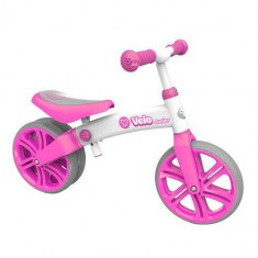 Ybike Yvolution YVelo Junior pink - motoras pentru copii - Bicicleta copii