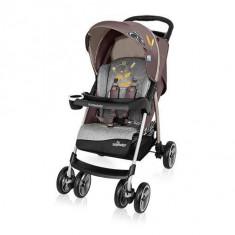 Baby Design Walker Lite 09 brown 2016- Carucior sport - Carucior copii Landou