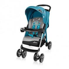 Baby Design Walker Lite 05 turquoise 2016- Carucior sport - Carucior copii Landou