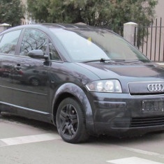 Audi A2 inmatriculat, 1.4 TDI, an 2003, Motorina/Diesel, 107000 km, 1422 cmc