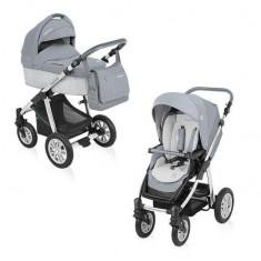 Baby Design Dotty Eco 07 grey - Carucior 2 in 1 - Carucior copii 2 in 1
