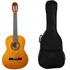 Set chitara clasica 4/4 +husa Clifton - Valesca
