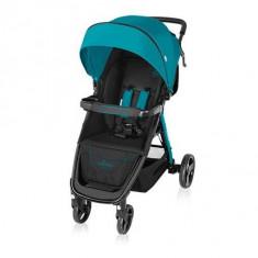 Baby Design Clever- 05 turquoise 2016 carucior sport - Carucior copii Landou
