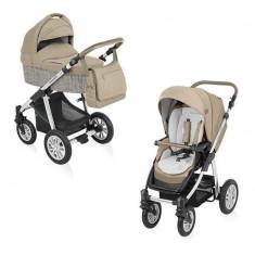Baby Design Dotty Eco 09 beige - Carucior 2 in 1 - Carucior copii 2 in 1
