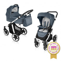 Baby Design Lupo Comfort 07 Graphite 2016 - Carucior Multifunctional 2 in 1
