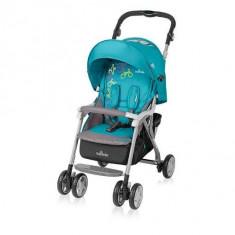 Baby Design Tiny 05 turquoise 2015 - Carucior sport - Carucior copii Landou