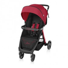 Baby Design Clever- 02 red 2016 carucior sport - Carucior copii Landou