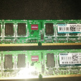 Kit placute RAM 2 x 1GB KINGMAX 800Mhz/667Mhz DDR 2