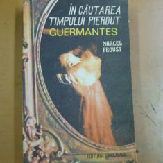 Guermantes In cautarea timpului pierdut M. Proust