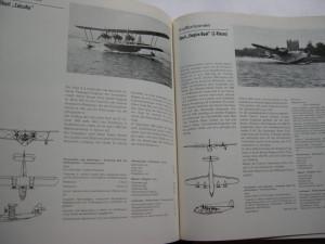 Avioane, aeronave istorice. Vol. I. + II.   Tipologie, descriere.