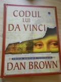 DAN BROWN--CODUL LUI DA VINCI - ED. RAO-LUX ILUSTRATA