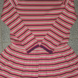Tunica din bbc fete 11-12 ani, 152 cm, Next, Marime: Masura unica, Culoare: Multicolor