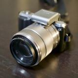 Obiectiv Sony SEL1855 18-55 mm, f/3.5-5.6 pentru Sony NEX / Alpha